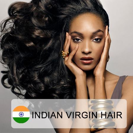 Image de la catégorie Indian Human Hair